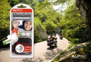 Alpine MotoSafe ørepropper til motorcykel
