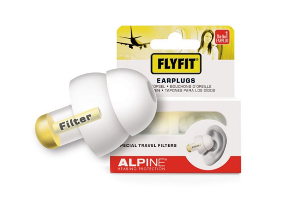 Alpine FlyFit ørepropper