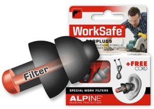 høreværn - Alpine WorkSafe ørepropper
