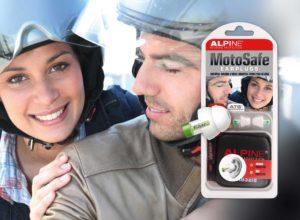 høreværn til motorcykel - alpine motosafe ørepropper