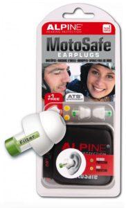 motorcykel earplugs alpine motosafe ørepropper
