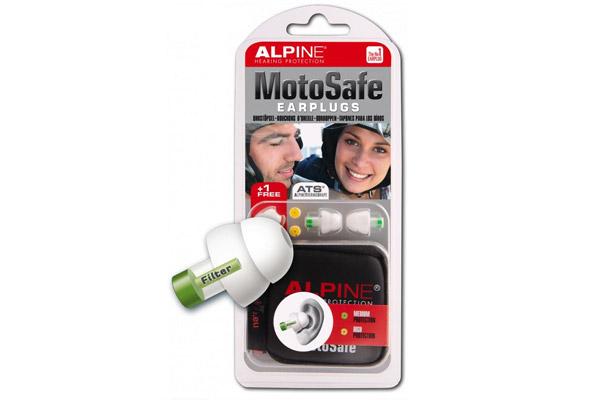 Alpine ørepropper - MotoSafe ørepropper