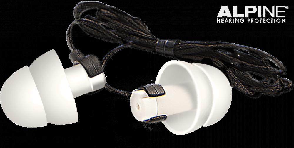 Alpine Cord sikkerhedssnor - ørepropper tilbehør