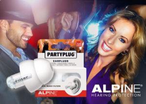 Alpine PartyPlug ørepropper