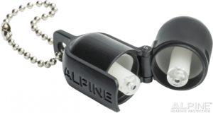 Alpine PartyPlug ørepropper med opbevaringsboks