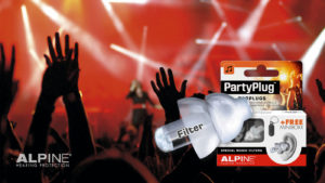 Alpine PartyPlug ørepropper