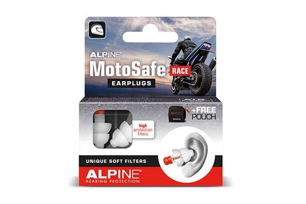 Alpine MotoSafe Race ørepropper