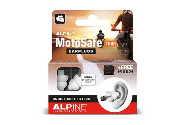 Alpine MotoSafe Tour ørepropper