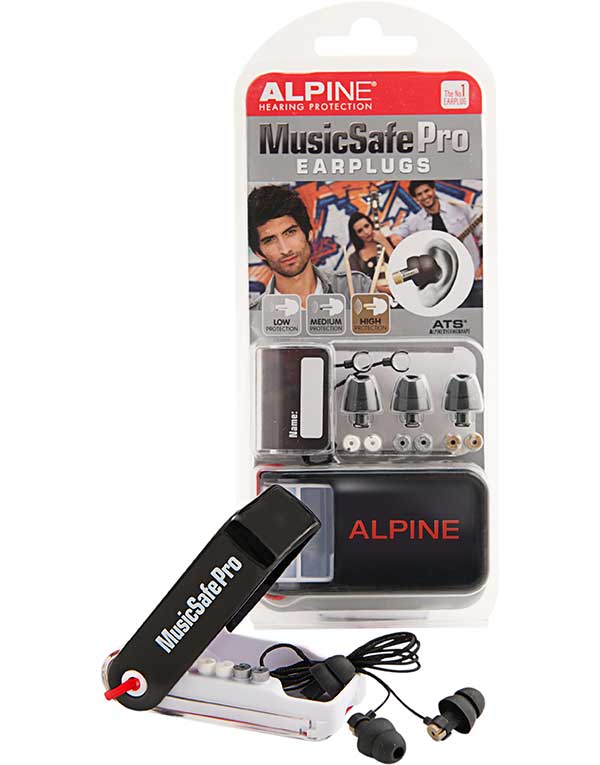 Alpine MusicSafe Pro ørepropper