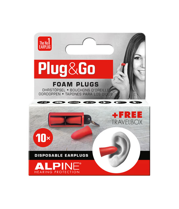 Alpine Plug & Go ørepropper