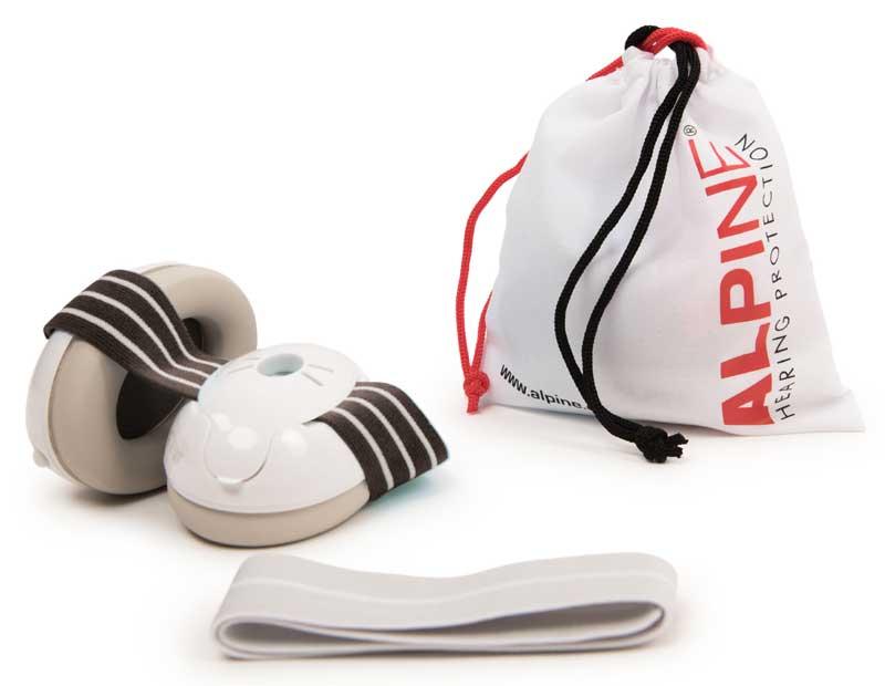 Alpine Baby Muffy Høreværn til babyer og småbørn