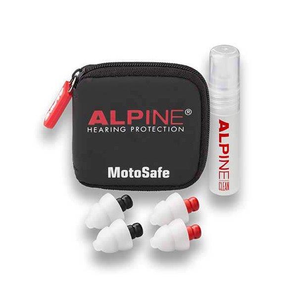 Motorcykel earplugs - Alpine MotoSafe ørepropper