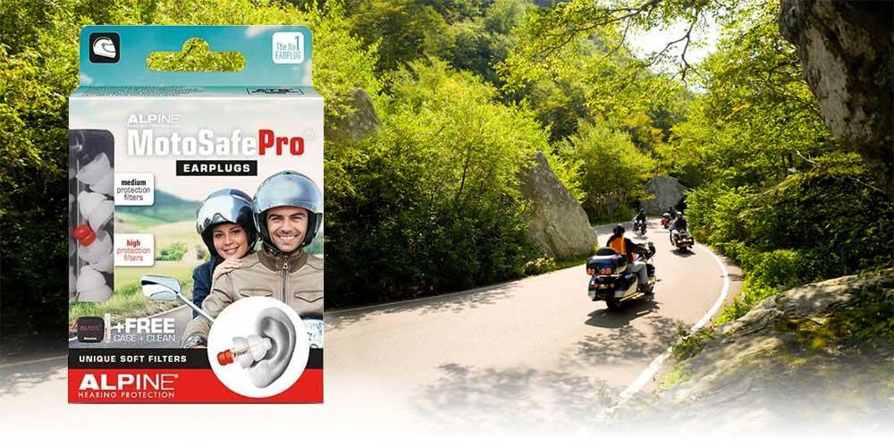 Alpine MotoSafe Pro ørepropper